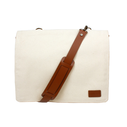 SPERONE D MAIL BAG [NATURAL]