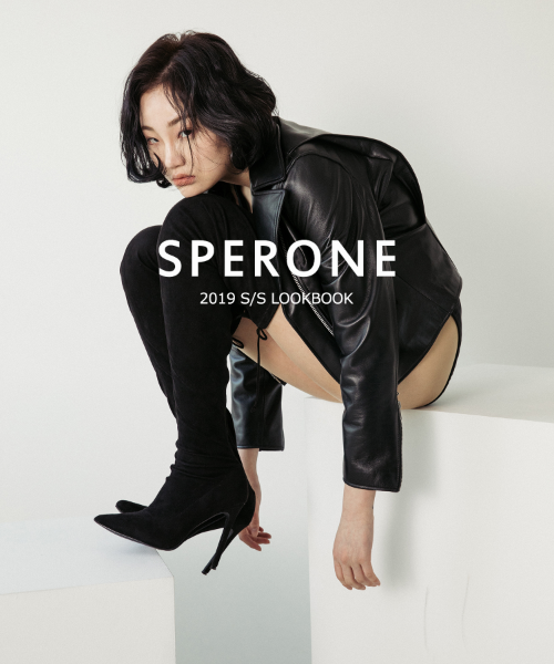 SPERONE 2019 S/S LOOKBOOK
