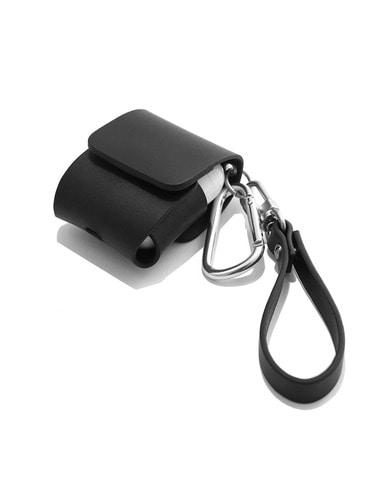 SPERONE Cowhide Airpod Case [Black]