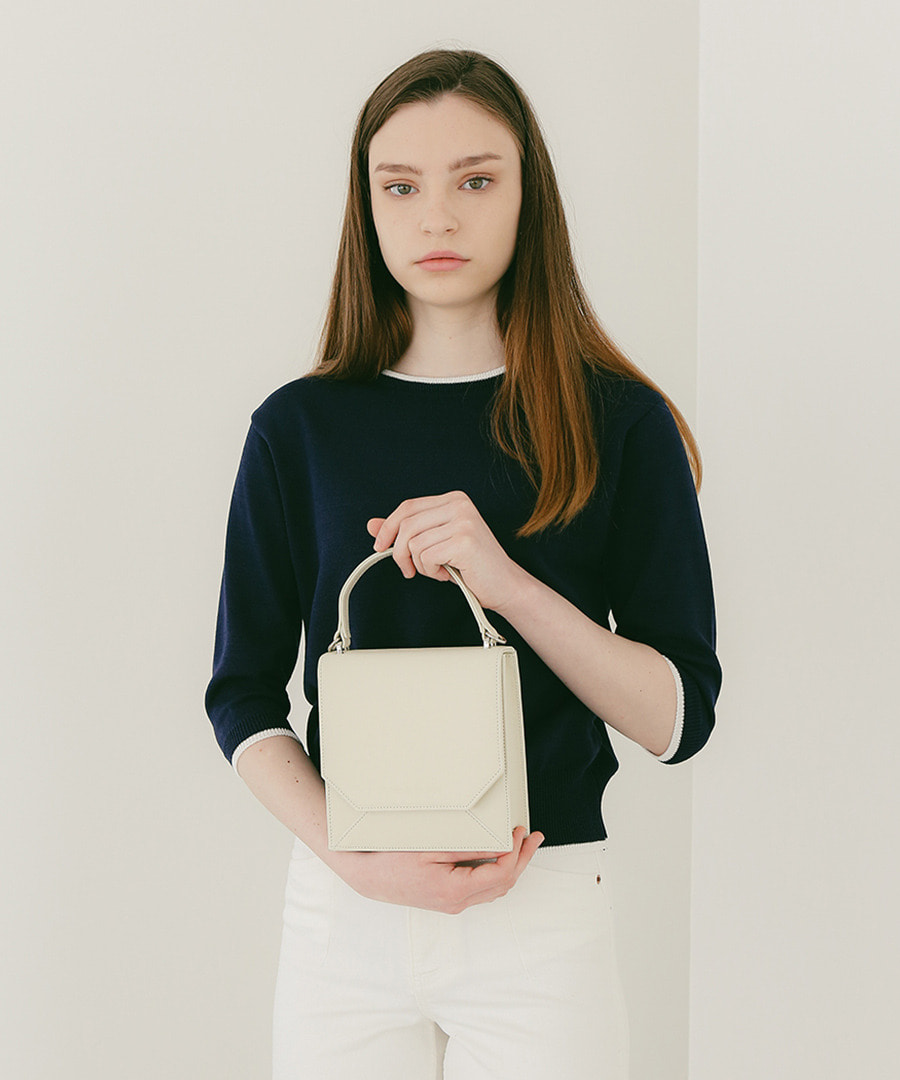 SPERONE Envelope Small Bag [Ivory]