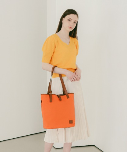 SPERONE D Shoulder Bag [Orange]