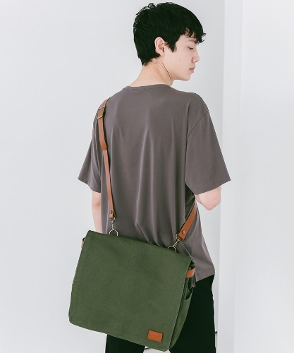 SPERONE D Mail Bag [Khaki]
