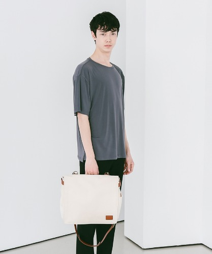 SPERONE D Mail Bag [Ivory]