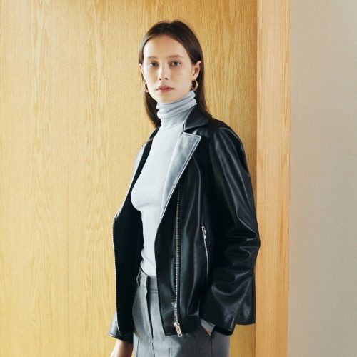 SPERONE Lambskin Rider Jacket