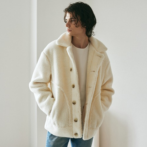 SPERONE Snug Dumble Jacket [Ivory]